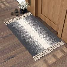 kimode cotton woven rug 2 x 3