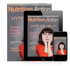 nutrition action healthletter subscription