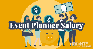 event planner salary in 2020 how do
