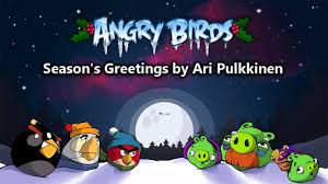 Angry Birds Seasons Greetings Theme (Original) - YouTube
