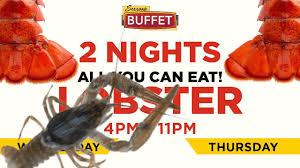 San Manuel Casino - Lobster Night ...