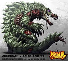 colossal kaiju bat is a franchise of