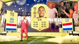 VAN DIJK IN A PACK!! INSANE FIFA 20 PACK OPENING!! - YouTube