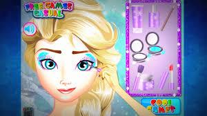 free barbie real makeup games