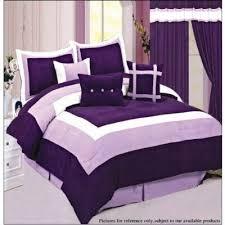 purple bedding sets purple comforter