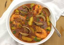 Baccala Soup –