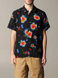 Shirt men Paul Smith London | Shirt Paul Smith London Men Black | Shirt Paul  Smith London M2R114RA20879 Giglio EN
