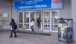 Resultado de imagen de hospital de bariloche