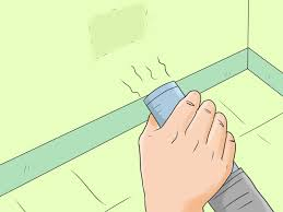 how to remove mold from drywall with