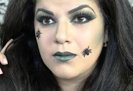 witch halloween makeup ideas for women
