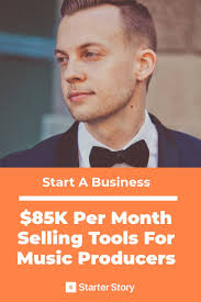 Today we interviewed Adrian Wood of Modern Producers, a brand that makes  Music production tools. They are making $85,000/mont… | Music producers,  Music, Album sales