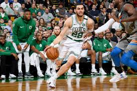 Abdel Nader is not the answer off the bench for the Boston Celtics