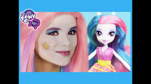 my little pony princess celestia makeup