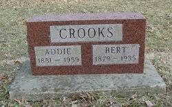 Addie Butler Crooks (1881-1959) - Find A Grave Memorial