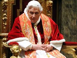 Idealism of Pope Benedict XVI intertwined with scandal - CBS News