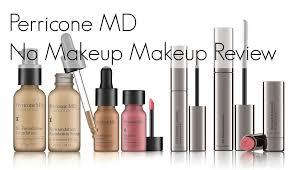 perricone md no makeup makeup line