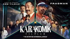 Karakomik Filmler 2Arada - Kaçamak