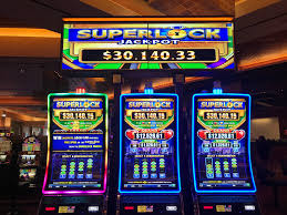 "Station Casinos Offers Casino Game ""Superlock Jackpot"" For Fans of Lightning Link or Dragon Link"