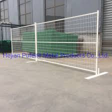 China 6x9 5 Ft Used Construction Canada Temporary Fence Panels China Temporary Fence Galvanized Temporary Fence