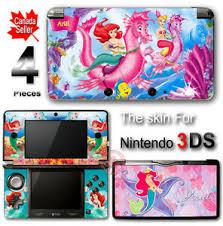 Princess Skin Vinyl Decal Sticker Cover New Skins For Nintendo 3ds Ebay