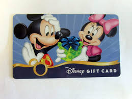win a 4 000 disney gift card world