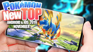Top New Pokemon Games November 2019 - Android IOS Gameplay - YouTube