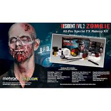 zombie all pro special fx makeup kit