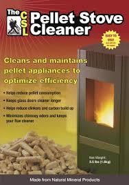 csl pellet stove cleaner at menards