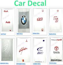 Mega Mall Erp Iu Cover Car Pocket Decals And Many Fanciful Vinyl Stickers For All Cars Car Pocket Decal