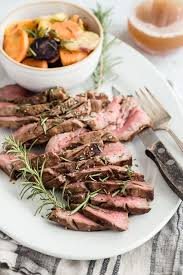 grilled london broil recipe culinary hill