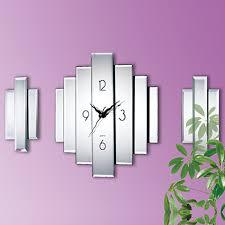 decorative wall mirror sets art small