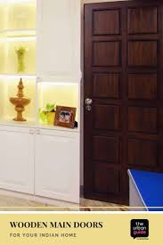 wooden main door design 10 solid ideas