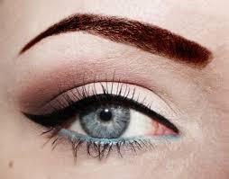 pin up eye makeup cat eye makeup