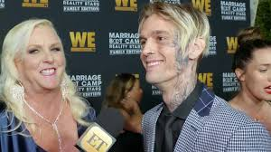 Aaron Carter Addresses Recent Drama and Shares the Meaning Behind ...