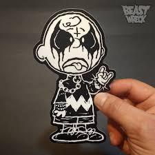 Charlie Black Vinyl Sticker Beastwreck Stuff Online Store Powered By Storenvy