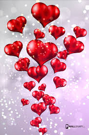 latest 3d heart love hd wallpapers