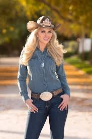 Laura Heaton The Ambassador of Rodeo – Abby Nelson