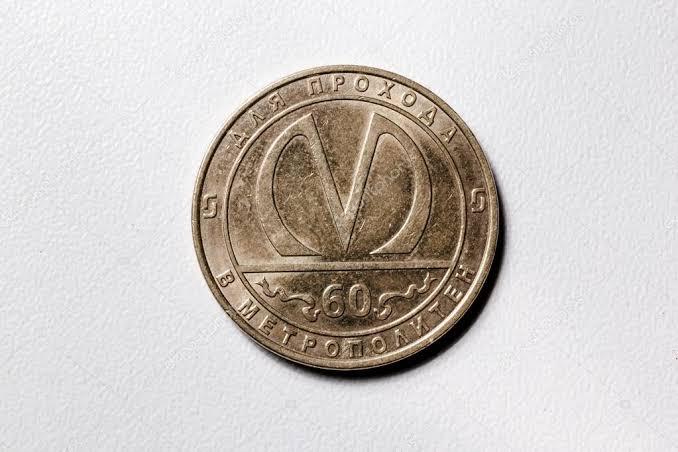 「サンクトペテルブルク地下鉄 トークンコイン」の画像検索結果