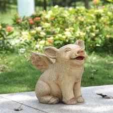 hi line gift decorative garden statue