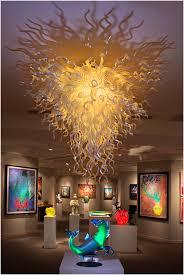 art glass chandeliers gallery robert kaindl