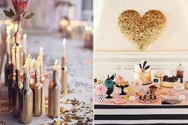 wedding decor 10 gorgeous gold diy