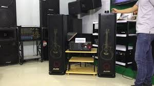 Sơn Ca Audio] Review bộ dàn karaoke DJ Pro, loa K-800 và Ampli S-900 -  YouTube