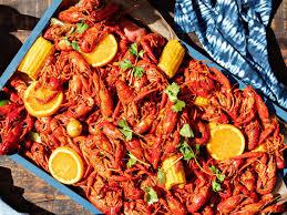 Dao Family Crawfish Boil