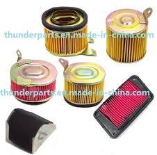china parts of motorcycle air filter