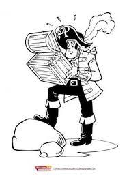 Kleurplaat 7 Piet Piraat Kleurplaten Piraten Kleuren