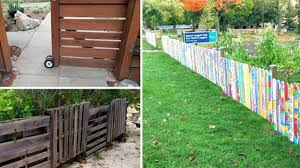 Diy Pallet Fence Ideas That Will Transform Your Backyard Diyerlabs