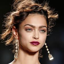 makeup for olive skin and blue eyes