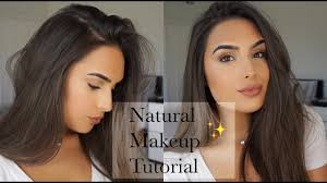 natural everyday makeup tutorial