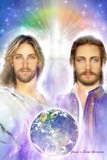 Jesus & Saint Germain || If anyone knows who is the true artist of ...