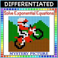 solve exponential equations mystery